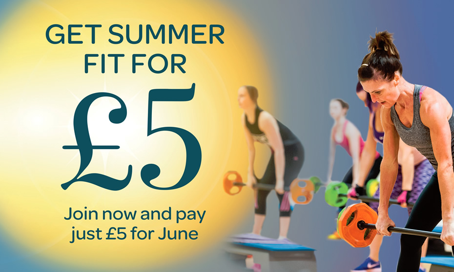 Get Fit for £5